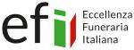 logo efi - eccellenza funeraria italiana